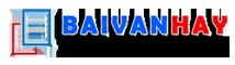 baivanhay - Nhà tài trợ Cuộc thi Viết văn học trò