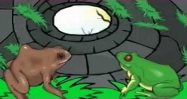 phát biểu cảm nghĩ về truyện ếch ngồi đáy giếng