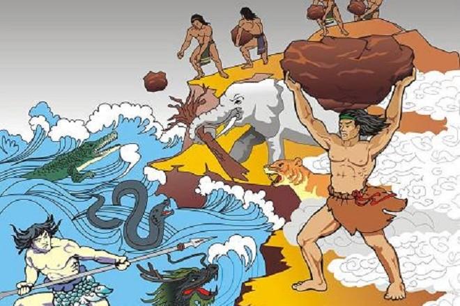 phát biểu cảm nghĩ về truyện sơn tinh thủy tinh - Phát biểu cảm nghĩ về truyện Sơn Tinh Thủy Tinh