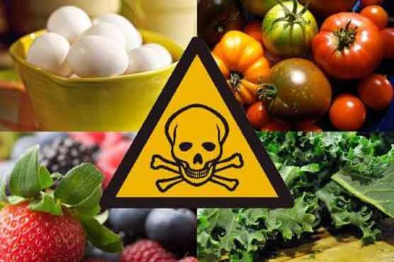 nghi luan xa hoi ve van de thuc pham ban - MS127 - Suy nghĩ về vấn đề thực phẩm bẩn trong xã hội ta hiện nay