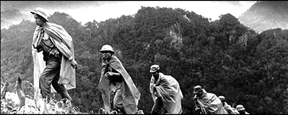 nguoi linh tay tien - MS132 - Cảm nhận hình ảnh người lính Tây Tiến trong bài thơ của Quang Dũng