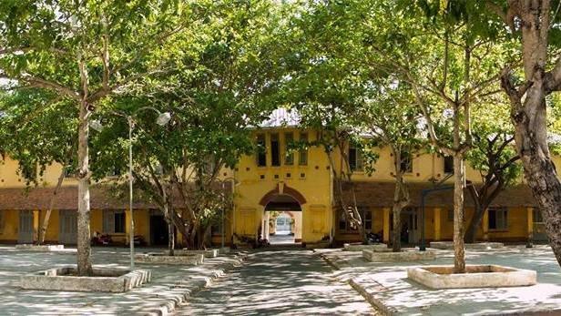 tham truong sau 20 nam - MS134 - Tưởng tượng và viết thư kể lại buổi thăm trường sau 20 năm