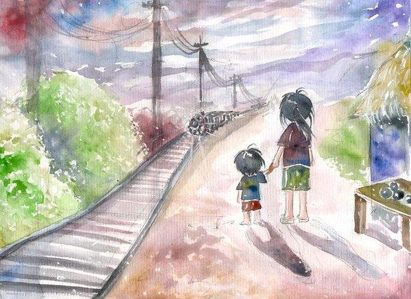 phan tich gia tri nhan dao hai dua tre - Phân tích giá trị nhân đạo trong truyện ngắn Hai đứa trẻ của Thạch Lam