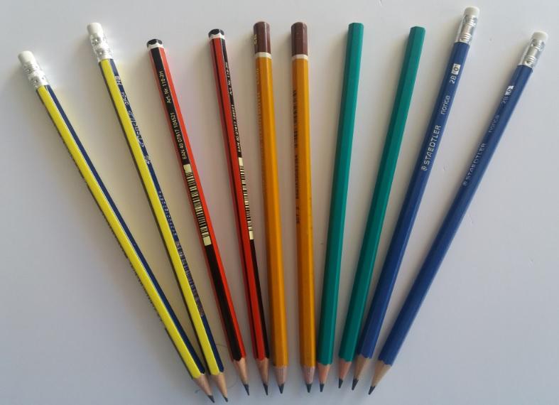 Tả cái bút chì của em
