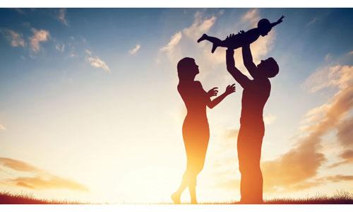 cha me luon ben con - MS212 - Nghị luận về vấn đề: Sóng gió cuộc đời, cha mẹ luôn bên con