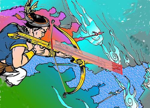 tuong tuong va viet tiep doan ket cho nhung cau chuyen sau an duong vuong va m - Tưởng tượng và viết tiếp đoạn kết cho những câu chuyện sau: An Dương Vương và Mị Châu- Trọng Thủy