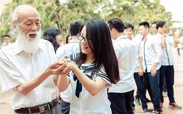 viet ve thay giao yeu quy - MS214 - Viết về thầy giáo yêu quý của em