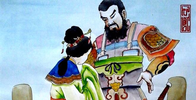 doan doi thoai cua thuy kieu va tu hai - MS240 - Phân tích đoạn đối thoại giữa Thúy Kiều và Từ Hải, từ đó nêu lên quan niệm về người đàn ông lí tưởng