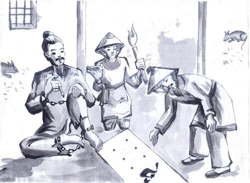 phan tich hinh tuong nhan vat huan cao - MS267 - Phân tích hình tượng nhân vật Huấn Cao trong truyện ngắn Chữ người tử tù của Nguyễn Tuân