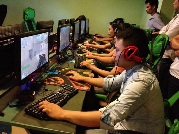 nghi luan ve nghien game online - MS296 - Nghị luận về vấn đề học sinh nghiện game online