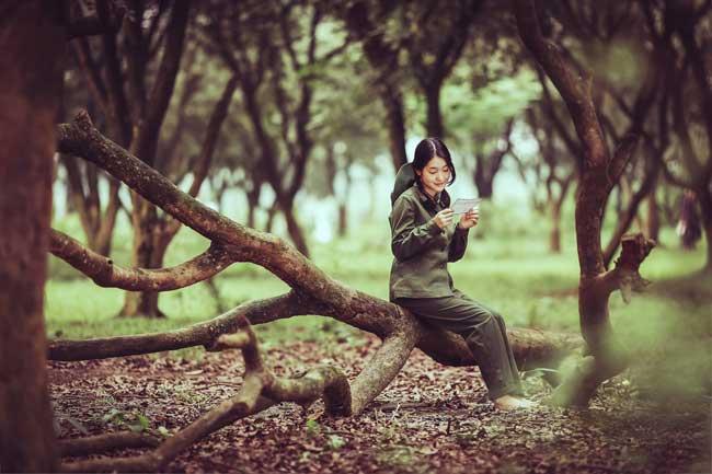 phan tich nhan vat phuong dinh - MS284 - Phân tích nhân vật Phương Định trong truyện ngắn Những ngôi sao xa xôi của Lê Minh Khuê
