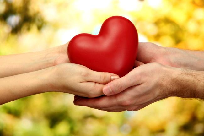 chi co trai tim yeu thuong - MS350 - Suy nghĩ về câu nói: Chỉ có trái tim yêu thương mới gieo mầm hạnh phúc