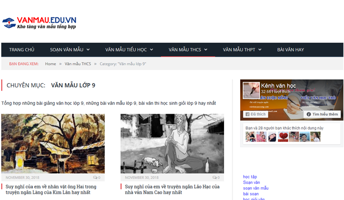 unnamed file 104 - Top 10 website những bài văn mẫu hay lớp 9 mới nhất