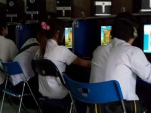 MS376 - Nghị luận xã hội về vấn nạn game online trong học đường