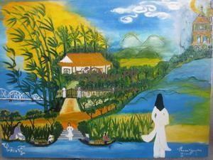 ms386 phan tich buc tranh thien nhien trong bai tho day thon vi da - MS386 - Phân tích bức tranh thiên nhiên trong bài thơ Đây thôn Vĩ Dạ
