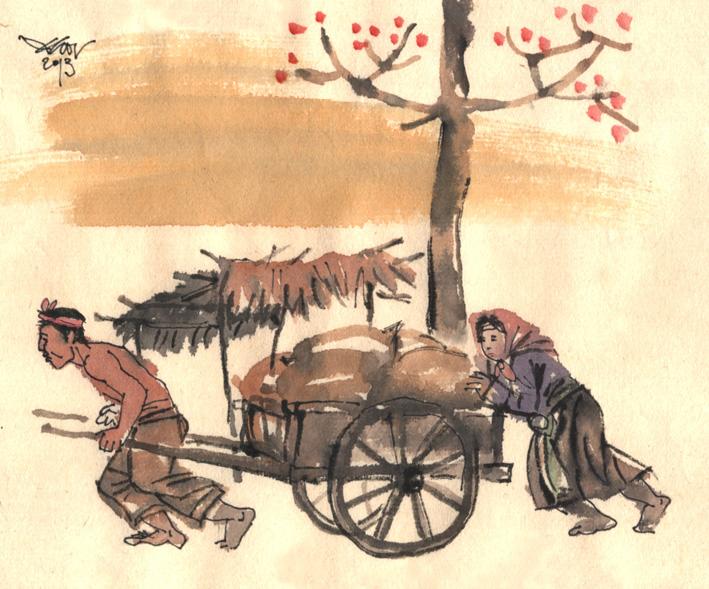 MS437 - Phân tích nhân vật Tràng trong truyện ngắn Vợ nhặt