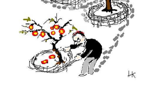 ms455 suy nghi ve cau tuc ngu an cay nao rao cay day - MS455 - Suy nghĩ về câu tục ngữ Ăn cây nào rào cây đấy