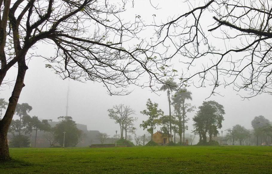 MS553 - Đây thôn Vĩ Dạ là bức tranh thiên nhiên tươi đẹp, thơ mộng, đượm buồn rất Huế