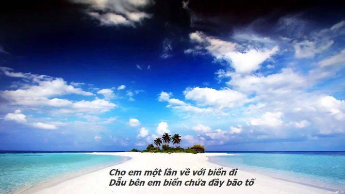 nhung status hay ve bien ngot ngao va lang man - Những status hay về biển ngọt ngào và lãng mạn